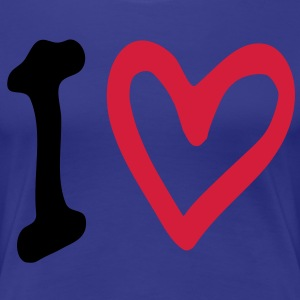 Love Heart T-Shirts - Women's Premium T-Shirt