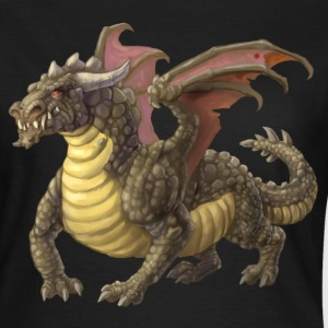 ugly dragon - Women's T-Shirt