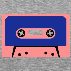 vintage tape - Men's Premium T-Shirt