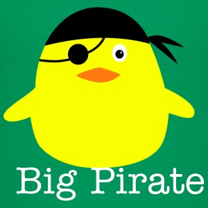 Big Pirate - Teenage Premium T-Shirt