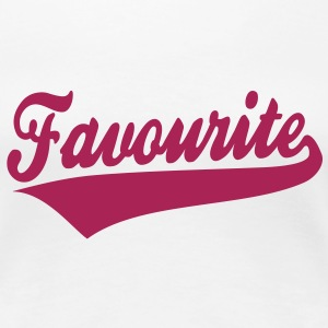 Favourite Design Women's T-Shirt MW - Women's Premium T-Shirt