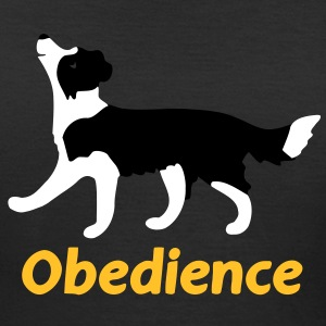 Obedience Border Collie  T-Shirts - Frauen T-Shirt