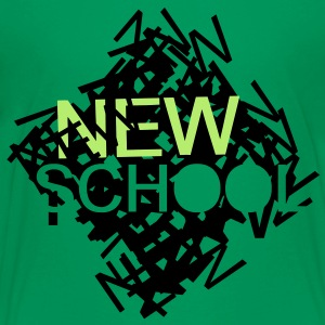 New School Shirts - Teenage Premium T-Shirt