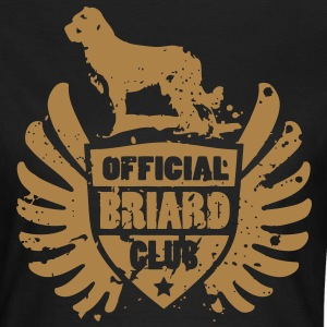 OFFICIAL BRIARD CLUB Tee shirts - Tee shirt Femme