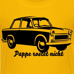 Trabant 601 Coupé Kinder T-Shirts - Teenager Premium T-Shirt