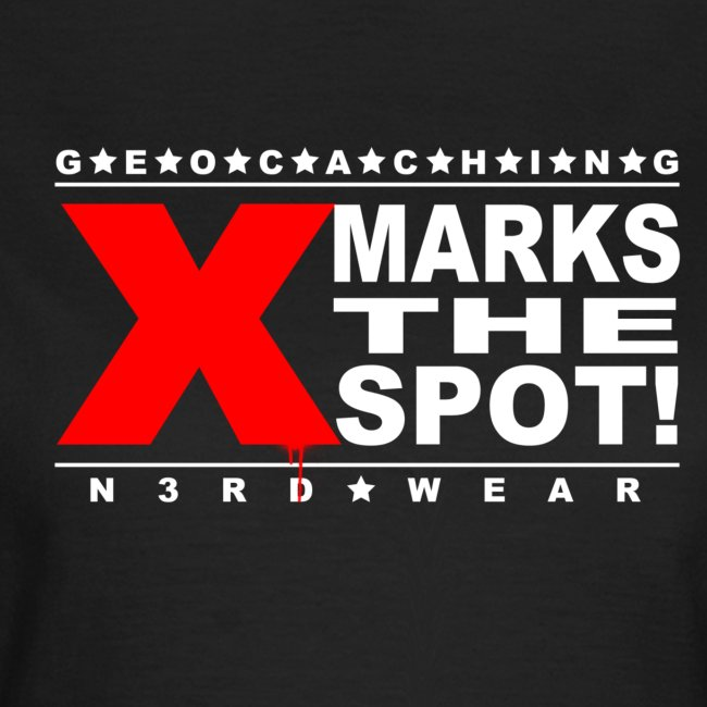 Geocaching - X marks the spot