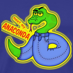 anaconda T-Shirts - Men's Premium T-Shirt