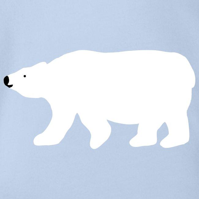 Eisbär-Body