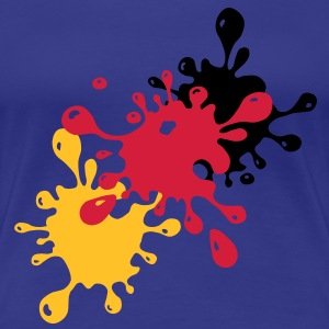 splash T-Shirts - Frauen Premium T-Shirt