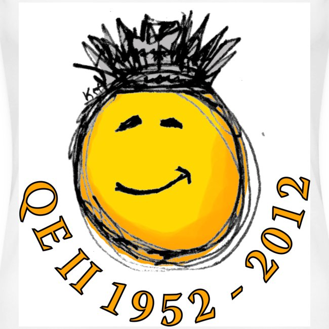 QE II Jubilee smiley T-Shirt