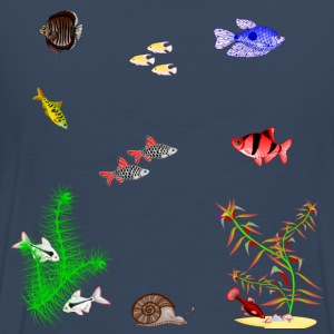 My Fish Tank - Men's Premium T-Shirt