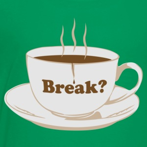 Break for Teenagers - Teenage Premium T-Shirt