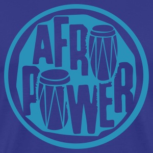 Afro power !!!  - T-shirt Premium Homme