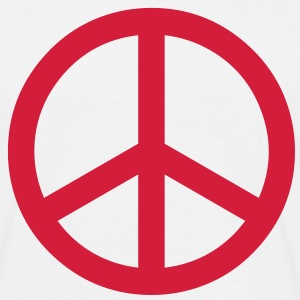 Peace & Love Tee shirts - T-shirt Homme