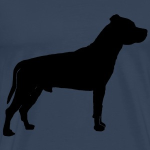 American Staffordshire Terrier Tee shirts - T-shirt Premium Homme