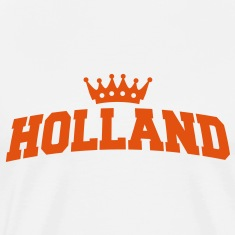 holland met kroon T-Shirts