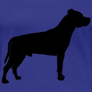 American Staffordshire Terrier Tee shirts - T-shirt Premium Femme