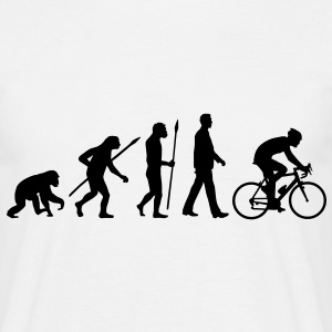 evolution_radfahrer_052012_b_1c T-Shirts - Men's T-Shirt
