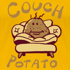 Couch potato T-Shirts