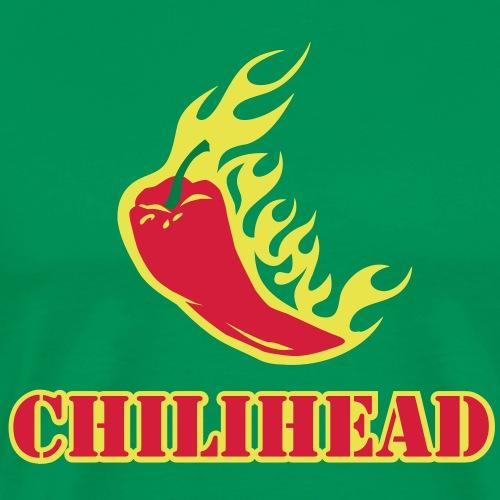 Chilihead, Flaming Pepper