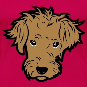 cute little dog T-Shirts - Women's Premium T-Shirt