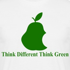 Think different, think green II