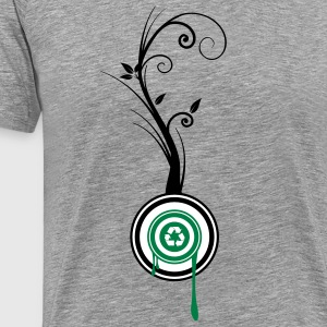 Safe the planet, recycle 3c T-Shirts - Männer Premium T-Shirt