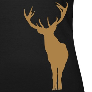 Stag alone T-Shirts - Women's T-Shirt