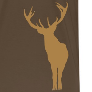 Stag alone T-Shirts - Men's Premium T-Shirt
