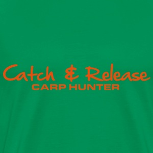 C&R Carp Hunter - Men's Premium T-Shirt