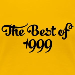 Geburtstag - Birthday - the best of 1999 (de) T-Shirts - Frauen Premium T-Shirt