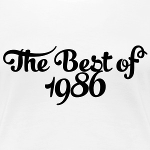 Geburtstag - Birthday - the best of 1986 (it) T-shirt - Maglietta Premium da donna
