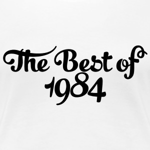 Geburtstag - Birthday - the best of 1984 (es) Camisetas - Camiseta premium mujer
