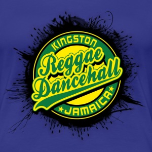 kingston reggae dancehall jamaica T-Shirts - Women's Premium T-Shirt