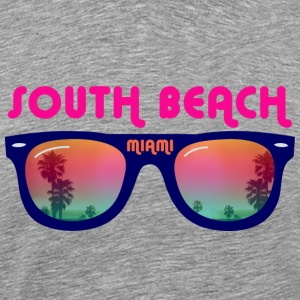 South Beach Miami Tee shirts - T-shirt Premium Homme