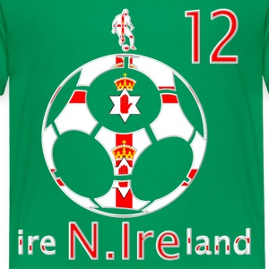 Northern Ireland ulster football 12 kids t-shirt - Kids' Premium T-Shirt