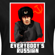 Design ~ EVERYBODY'S RUSSIAN!