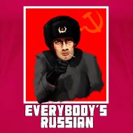 Design ~ EVERYBODY'S RUSSIAN!
