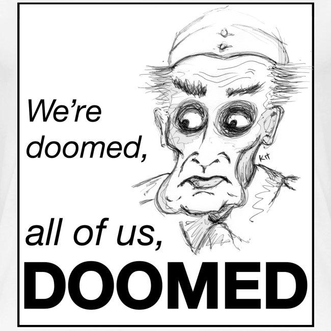 Dad's Army Frasier – doomed