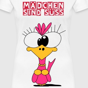 Female Bird T-Shirts - Women's Premium T-Shirt