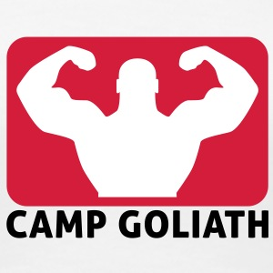 Camp Goliath | Fitness T-Shirts - Vrouwen Premium T-shirt