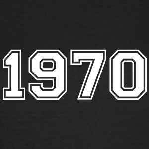 1970 T-Shirts - Frauen T-Shirt