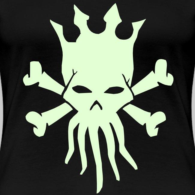 WTHdloT: Cthulhu - King of Death (im Dunkeln leuchtend)