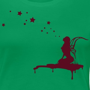 fairy, pixi, elf, star T-Shirts - Women's Premium T-Shirt