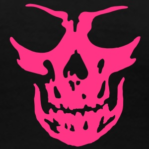 skull death T-Shirts - Frauen Premium T-Shirt