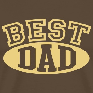 BEST DAD T-Shirt BB - Camiseta premium hombre