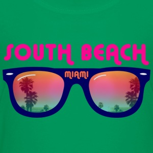 South Beach Miami Kids' Shirts - Teenage Premium T-Shirt