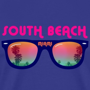 South Beach Miami T-Shirts - Men's Premium T-Shirt