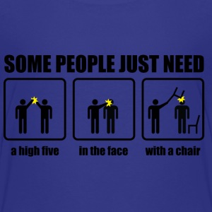 Some people - Teenager Premium T-shirt