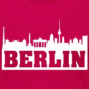 berlin - Frauen Premium T-Shirt